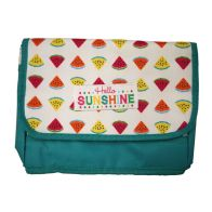 See more information about the Maypole Hello Sunshine Beach Picnic Cooler Bag 10 Litre