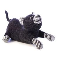See more information about the Plaid Cat Design Door Stop