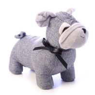 See more information about the Plaid Dog Design Door Stop