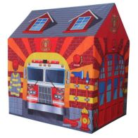 See more information about the Fire Station Play Tent Firefighter Wendy House Playhouse Den