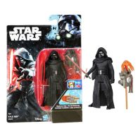 See more information about the Star Wars Rogue 1 Figure - Kylo Ren