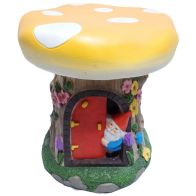 See more information about the Magical Garden Gnome Stool Orange