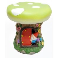 See more information about the Magical Garden Gnome Stool Green