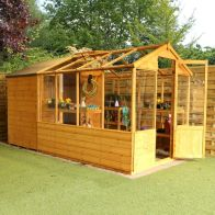 See more information about the Mercia 12 x 6 Combi Shiplap Apex Shed