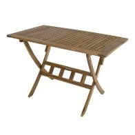 See more information about the Charles Bentley FSC Acacia Hardwood Rectangular Table