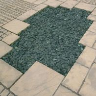 Croft Green Decorative Slate 40mm 900kg Bulk Bag