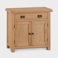 See more information about the Cotswold Sideboard Oak 2 Door 1 Drawer