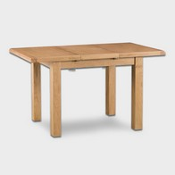 See more information about the Cotswold Extending Dining Table Oak 4 Seater