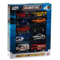 See more information about the 10 Pack Street Machines Emergency Vehicles Pack