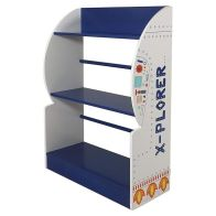 See more information about the Kidsaw X-plorer Bookcase