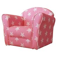 See more information about the Stars Armchair Pink