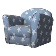 See more information about the Stars Armchair Blue