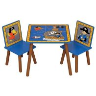 See more information about the Kidsaw Pirate Table & Chairs