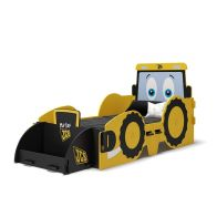 See more information about the JCB Toddler Bed Yellow