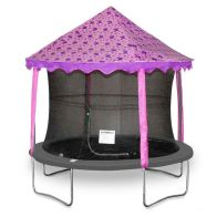 See more information about the Jumpking 8ft Trampoline Canopy Butterfly (Trampoline Not Included)