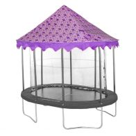 See more information about the Jumpking Oval 7x10ft Trampoline Canopy (Trampoline Not Included)