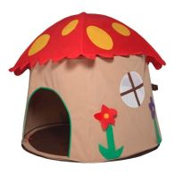 See more information about the Jumpking Bazoongi Kids Play Tent Mushroom House
