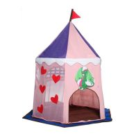 See more information about the Jumpking Bazoongi Special Edition Kids Play Tent Princess Castle