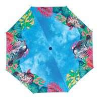 See more information about the 2M Beach Umbrella - Blue Zebra
