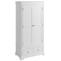 See more information about the Banbury 2 Door Wardrobe White