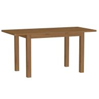 See more information about the Rutland Oak 1.2M Extending Dining Table Rustic