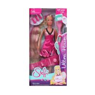 See more information about the Simba Toys Steffi Ultra Hair Dark Pink