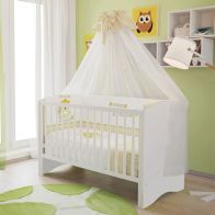 See more information about the Kudl Cot Bed White