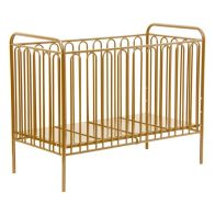 See more information about the Kudl Yellow & Metal Cot