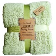 See more information about the Original Toastie 130 x 180cm Green Throw