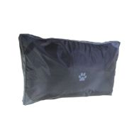 See more information about the Small Black Waterproof Pet Bed 90 x 58 x 8cm