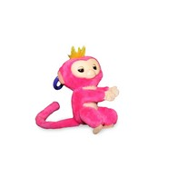 See more information about the Fingerlings Clip On Plush Pink