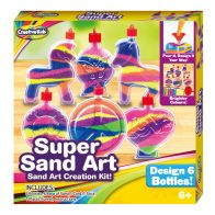 See more information about the Sand Art - Rainbow Set