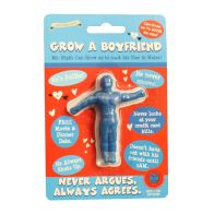 See more information about the Grow Your Own Boyfriend Set - Blue