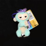 See more information about the Fingerlings Clip On Plush Mint Green