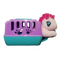 See more information about the Pink Unicorn Plush Toy With Carry Case 13cm