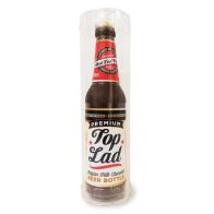 See more information about the Belgian Milk Chocolate Beer Bottle 165g - No.1 Lad