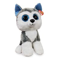 See more information about the TY Beanie Boo Plush 40cm - Slush The Husky