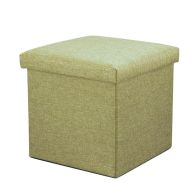 See more information about the Green Square Ottoman 38cm