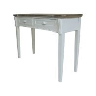 See more information about the Bentley Home Shabby Chic Console Dressing Table