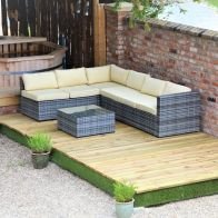 See more information about the Swift Deck Premium Garden Decking Kit 2.4 x 4.7m