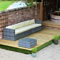 See more information about the Swift Deck Premium Garden Decking Kit 4.75 x 7m
