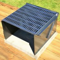 See more information about the Yorkshire Grill Garden Firepit BBQ & Log Carrying Sling