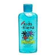 See more information about the Kids Klenz Hand Sanitiser Blue