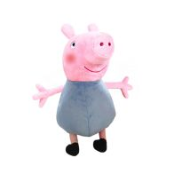 See more information about the Plush Peppa Pig Plain Blue George