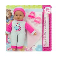 See more information about the Mini Tiny Baby Set - Bright Pink