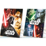 See more information about the Star Wars Fleece Blanket (Darth Vader)