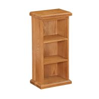 See more information about the Cotswold Oak 3 Bay CD DVD Rack