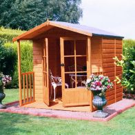 See more information about the Shire Alnwick Garden Summerhouse (7' x 7')