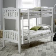 See more information about the Mya Single Bunk Bed White Pine
