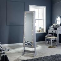 See more information about the Amoire Mirror Grey